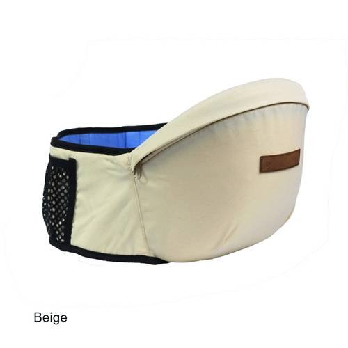 Waistband With baby seat Baby Carrier High Quality Baby Sling Infant Hip seat Beige