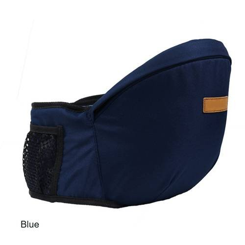 Waistband With baby seat Baby Carrier High Quality Baby Sling Infant Hip seat Blue