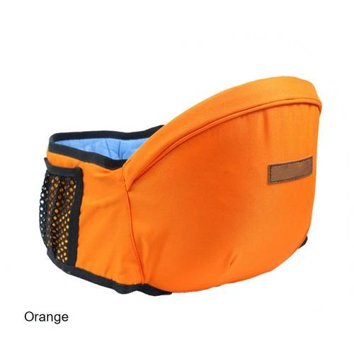 Waistband With baby seat Baby Carrier High Quality Baby Sling Infant Hip seat  Orange
