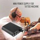 Portable Power Supply for Rotary Tattoo Machine Gun Tool US Plug