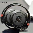 Wireless Running Sports Bluetooth Headphones Headset Stereo Earphone Black