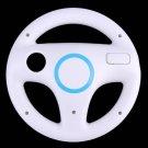 Plastic Game Racing Steering Wheel for Nintendo Wii Mario Kart Remote Controller