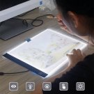 A4 LED Tracing Board Light Box Stencil Drawing Thin Pad Table for Kids Artists