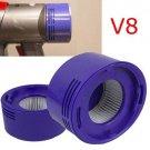 Vacuum Cleaner Rear Filter Cordless Stick Vacuum Hepa Filter For V7 V8