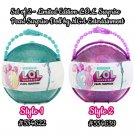 Set of 2 - LOL Surprise! Limited Edition Pearl Surprise Doll Style 1 & 2 (Teal & Purple) by MGA