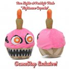 "Funko Five Nights At Freddy's FNAF 6"" Nightmare Cupcake Collectible Plush Figure GameStop Exclusive"