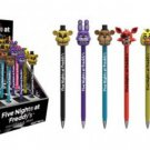 FUNKO POP! Collectible Pen Toppers: Five Nights at Freddy's Complete Set of 6 Series 1