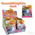 DreamWorks Trolls Movie Surprise Mini Figure Series 6 Mystery Blind Bag Case of ×24 Packs by Hasbro
