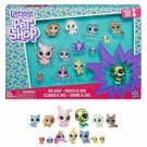 Littlest Pet Shop Series 2 The Diva Squad Collection Set (Pack of 13) by Hasbro - #E1012