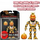 "FUNKO Five Nights at Freddy's 5"" Articulated Action Figures Jack-O-Chica GameStop Exclusive #13897"