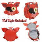 Five Night's at Freddy's FNAF Foxy Insulated Cooler Bag Lunch Box by Bioworld