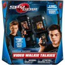 Spy Gear - Ninja Gear Video Walkie Talkies with 2-Way Audio & Video by Spin Master - #6040476