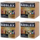 Roblox Mystery Celebrity Figures Series 1 Gold Blind Box ×4 Packs Walmart Exclusive