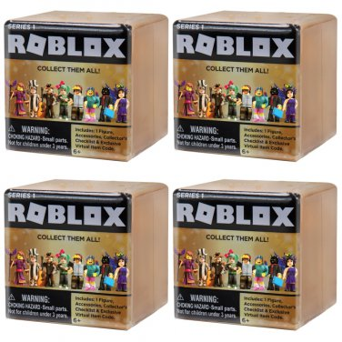 Mystery Figures Series 1 NEW Blind Box. Roblox Celebrity