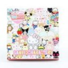 Retired Sanrio Original 100 Character Memo & Origami Pad: Party Collection