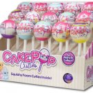 Cake Pop Cuties Squishy Foam Surprise S1 Blind Pack #27120 Case of ×15 Sealed Capsules