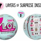 L.O.L. LOL Surprise! Doll Little Outrageous Littles Series 1 Mystery Blind Ball ×1 Sealed Packs
