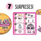 L.O.L Surprise Pets Series 3.2 Mystery Blind Ball by MGA #550747 ×9 Sealed Packs