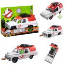 Ghostbusters 2016 Ecto 1 Mini Vehicle with Mini Slimer Figure & Lights by Mattel #DRW76