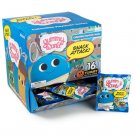 Yummy World Snack Attack Mystery Blind Bag Keychain Series by Kidrobot Case of ×24 Sealed Packs