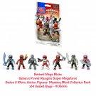 Mega Bloks Power Rangers Super Megaforce Series 2 Figures Mystery Blind Collector Pack ×14 Bags