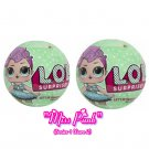 "L.O.L. LOL Surprise! Doll 7 Layers Series 2.2 ""Miss Punk"" By MGA x5 Sealed Packs #548447"