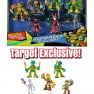 Teenage Mutant Ninja Turtles Rooftop Ruckus Battle Pack 2 by Playmate Toys Target Exclusive