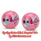Series Eye Spy L.O.L. Surprise Pets 7 Layers Mystery Blind Ball by MGA #552109 ×2 Sealed Packs