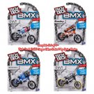 Set of 4 Tech Deck BMX Bikes Series 7 by Spin Master (Cult, Sunday, & WeThePeople)