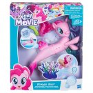 My Little Pony The Movie Pinkie Pie Swimming Seapony By Hasbro #C0677