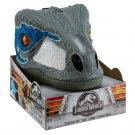 "Jurassic World Velociraptor ""Blue"" Chomp 'n Roar Electronic Mask by Mattel #FMB74"