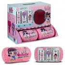 Series Eye Spy LOL Surprise! 15 Layers Under Wraps S4 Doll Capsules Case of ×12 Packs #552055