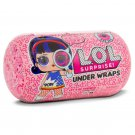 Series Eye Spy LOL Surprise 15 Layers Under Wraps Series 4 Doll Capsules by MGA ×2 Packs #552055
