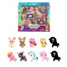 "tokidoki Neon Star 3.5"" Deluxe Collectible Figure 10-Piece Set S1 by Just Play #63055"