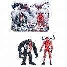 Marvel Venom: Venom & Carnage Action Figure 2-Pack by Hasbro #E2937
