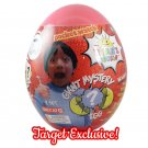 Pocket Watch Ryan's World Target Exclusive Giant Mystery Egg Surprise by Bonkers Toy #750