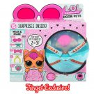 L.O.L. Surprise! Biggie Pets Target Exclusive Neon Kitty Mini Backpack by MGA #421061
