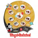 Disney Tsum Tsum Target Exclusive 10PCS Mickey 90th Through the Years Gift Set by Jakks Pacific