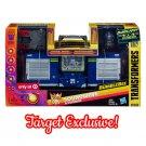 Transformers Bumblebee Greatest Hits Target Exclusive Soundwave & Doombox Figure Set by Hasbro