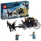 LEGO Harry Potter Wizarding World Fantastic Beasts 75951 Grindelwald's Escape Building Toy Set