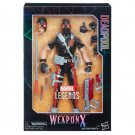 "Marvel Legends Series Agent of Weapon X 12"" Deadpool Action Figure by Hasbro #C3990"