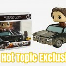 FUNKO POP! Rides: Supernatural #46 Baby with Sam Collectible Vinyl Figure Hot Topic Exclusive