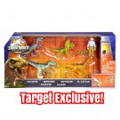 Jurassic World Legacy Collection Dr. Grant Figure & Dinosaurs 6-Pack by Mattel #FVP50