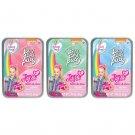 Set of 3 JoJo Siwa Liquid Lava Putty Glitt-A-Goo by Just Play (Sassy Pink, Sweet Teal, & Cool Blue)