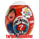 Pocket Watch Ryan's World White Series 2 Giant Mystery Egg Surprise Target Exclusive by Bonkers Toy