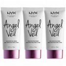 NYX Cosmetics Professional Makeup Angel Veil - Skin Perfecting Primer - #AVP01 (×3)