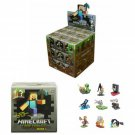 Official Minecraft Craftables Series 1 Buildable Figure Mystery Blind Box Case of ×27 by Mojang