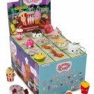 Yummy World Red Carpet Vinyl Keychain Series Food Truck Blind Box by Kidrobot ×10 Packs