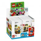 LEGO Super Mario #71386 Character Packs Series 2 (24 PCS) Mystery Blind Bag Case of ×20 Packs