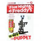 McFarlane Toys Five Nights at Freddy's FNaF - Puppet 8-Bit Buildable Figure Series 1 Set